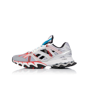 Reebok | DMX Trail Shadow White / Grey / Radius Red
