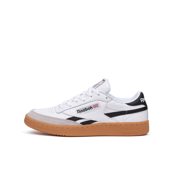 Reebok Revenge Plus Gum White/Snowy Grey/Black-Gum