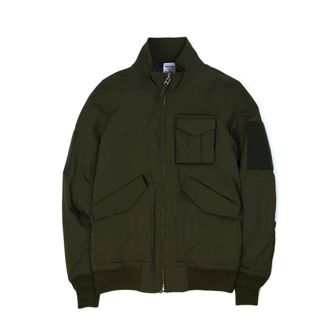 Reebok x Beams Jacket Pop Green