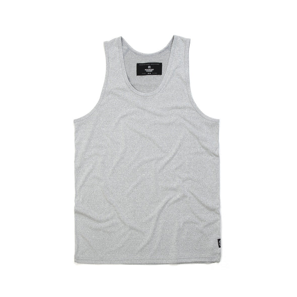 Reigning Champ | Powerdry Tank Top Grey - Concrete