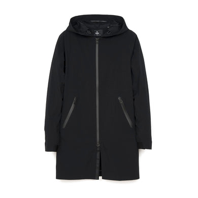 Reigning Champ | Stretch Nylon N279 Sideline Jacket Black - Concrete