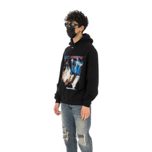 將圖像加載到畫廊查看器中REPRESENT | Night Hunter Hoodie Jet Black