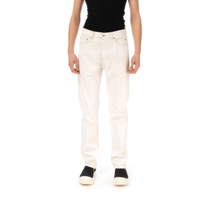 DRKSHDW by Rick Owens | Torrance Cut Pants White Wax - Concrete