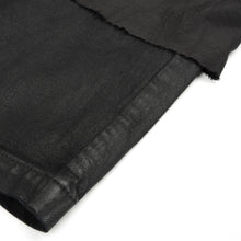 Load image into Gallery viewer, Rick Owens DRKSHDW Combo Karloff Pods Shorts Black Wax