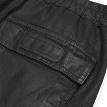 Load image into Gallery viewer, DRKSHDW by Rick Owens Combo Karloff Pods Shorts Black Wax