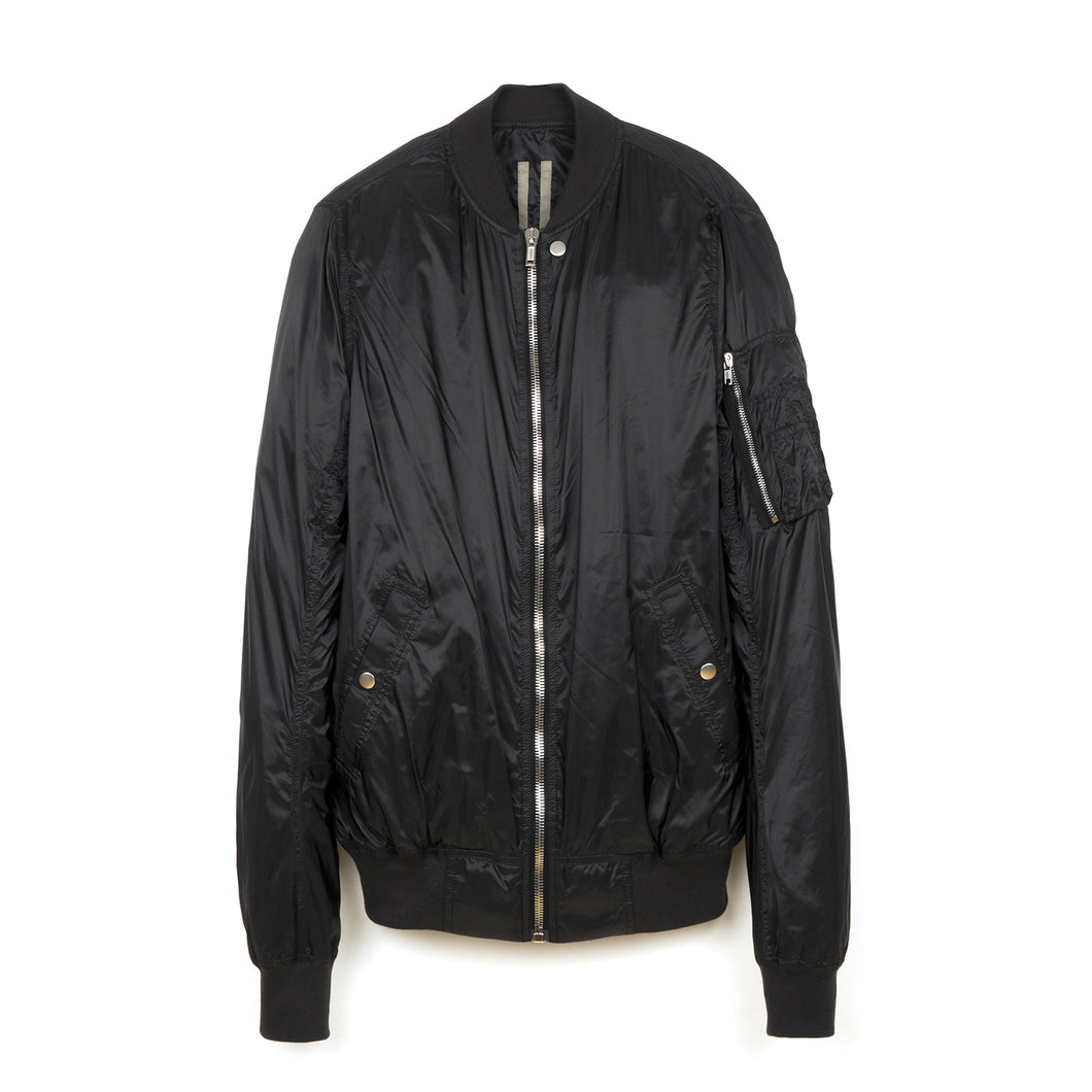 DRKSHDW by Rick Owens Flight Jacket Black