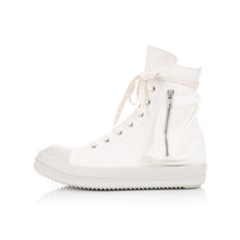 Load image into Gallery viewer, DRKSHDW by Rick Owens | Bauhaus Sneaks Chalk White