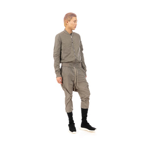 DRKSHDW by Rick Owens | Drawstring Long Pants Dust