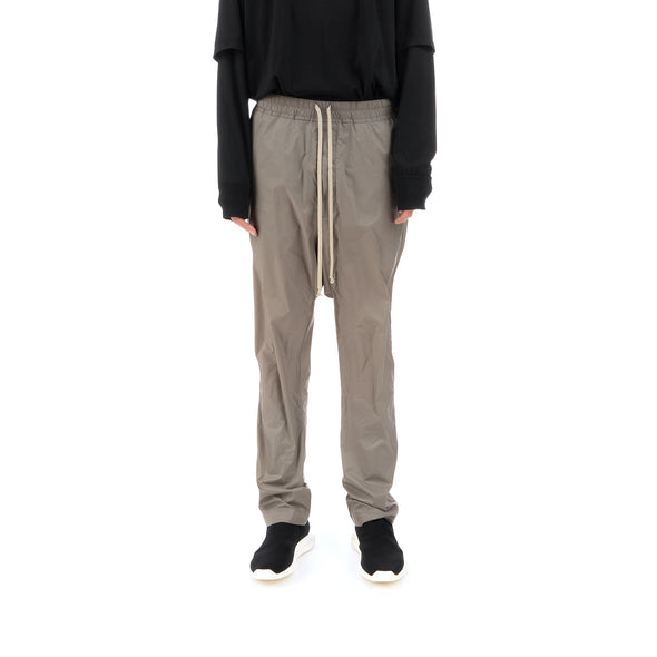 DRKSHDW by Rick Owens | Drawstring Long Pants Dust - Concrete