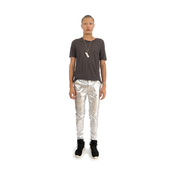 DRKSHDW by Rick Owens Easy Nagakin Joggers Aluminium - Concrete