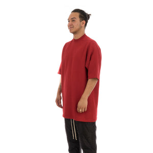 DRKSHDW by Rick Owens Jumbo Tee Cherry - Concrete
