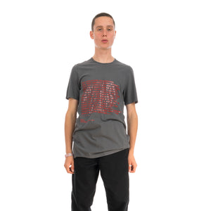 DRKSHDW by Rick Owens Level Tee Flint / Cherry