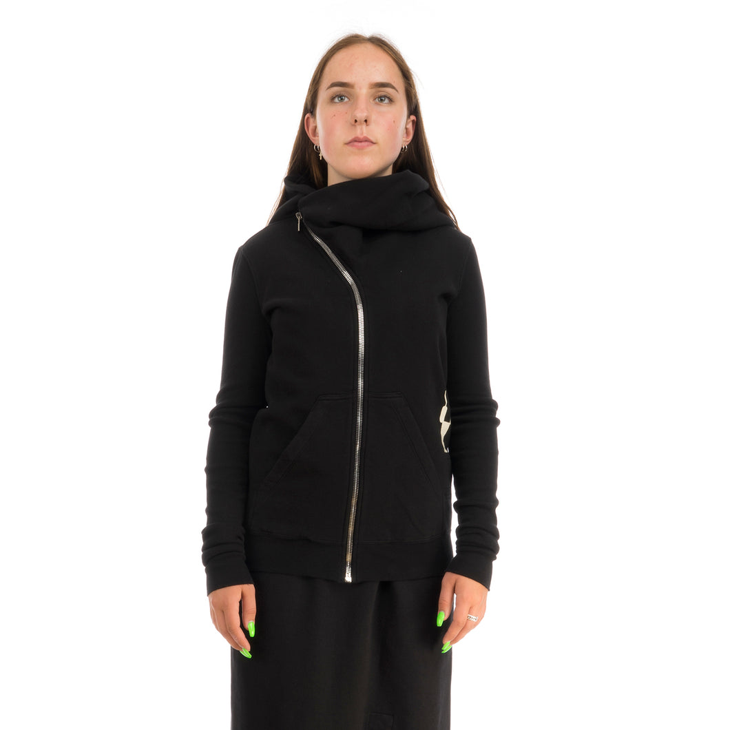 DRKSHDW by Rick Owens Mountain Hoodie Black