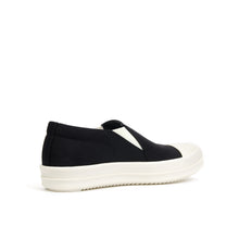 Load image into Gallery viewer, DRKSHDW by Rick Owens Scarpe Boat Sneaks Black - Concrete