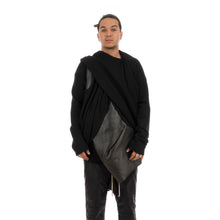Load image into Gallery viewer, DRKSHDW by Rick Owens Stomper Sweatshirt Black
