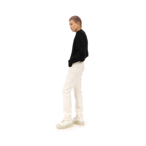 DRKSHDW by Rick Owens | Torrance Cut Pants White Wax