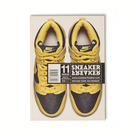 Sneaker Freaker Magazine Issue #11 - Concrete