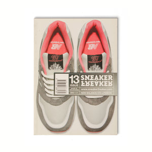 Sneaker Freaker Magazine Issue #13 - Concrete