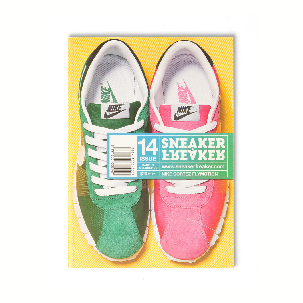 Sneaker Freaker Magazine Issue #14 - Concrete