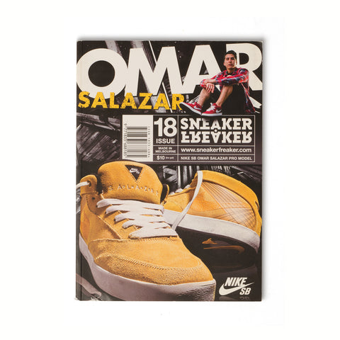 Sneaker Freaker Magazine Issue #18 - Concrete