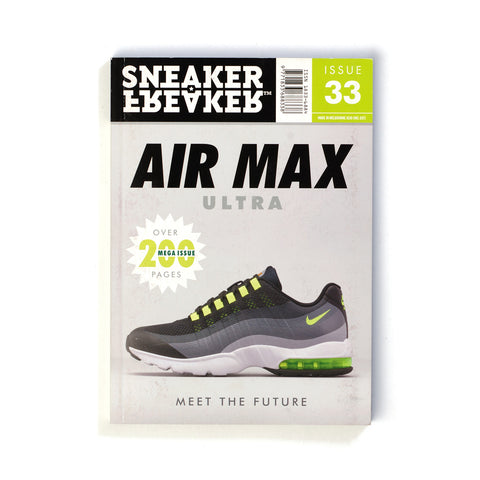 Sneaker Freaker Magazine Issue #33 - Concrete