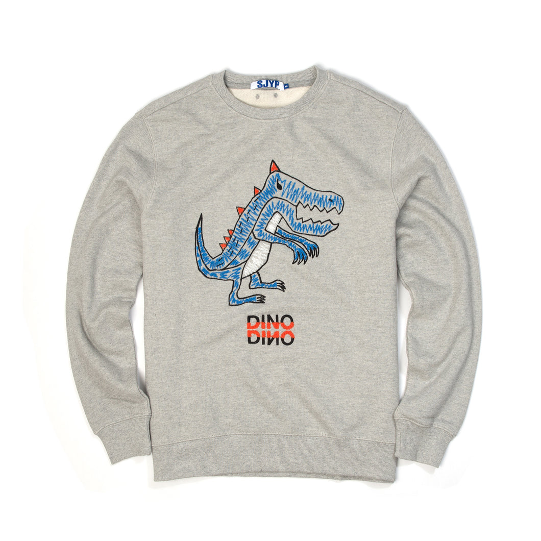 SJYP Dino Sweatshirt Grey