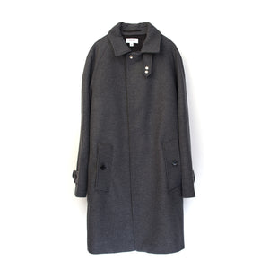 Soulland | Bøge Trench Coat Grey - Concrete