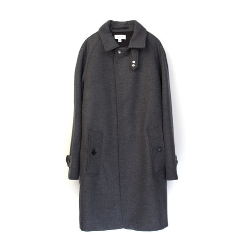 Soulland Båge Trench Coat Grey
