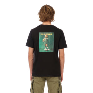 Soulland | Meets Playboy 'September' T-Shirt Black