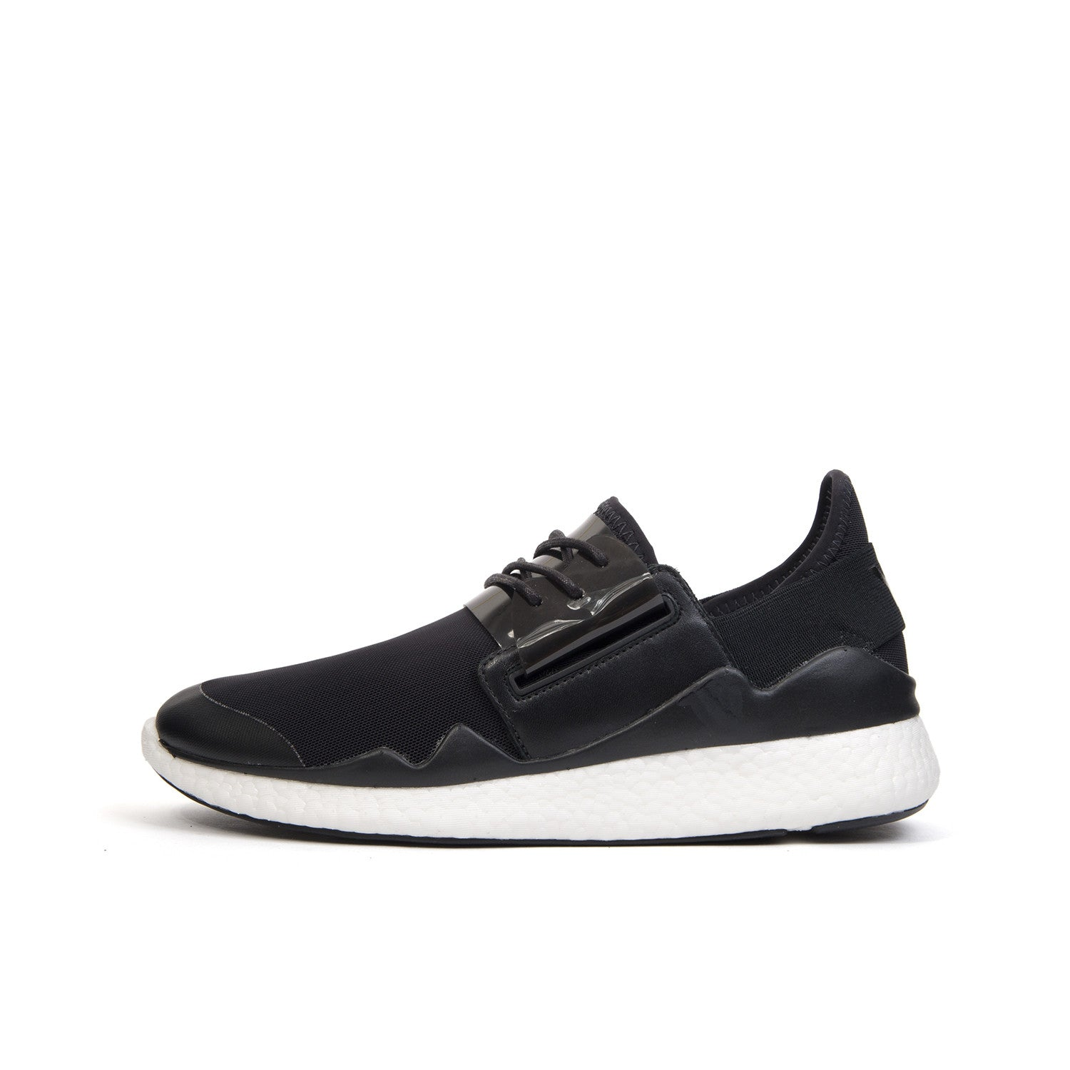 adidas Y-3 W Chimu Boost Black/Black/White - Concrete