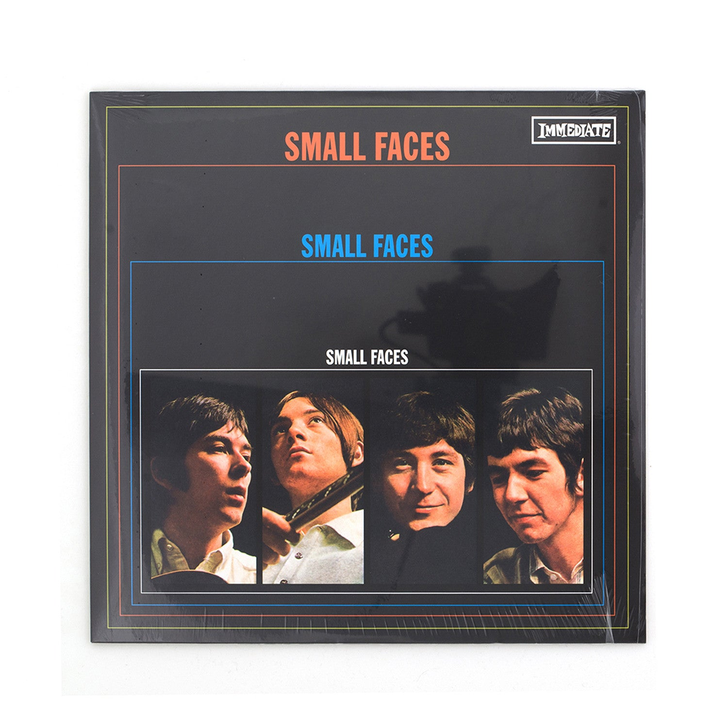 Small Faces - Small Faces -Hq- LP - Concrete