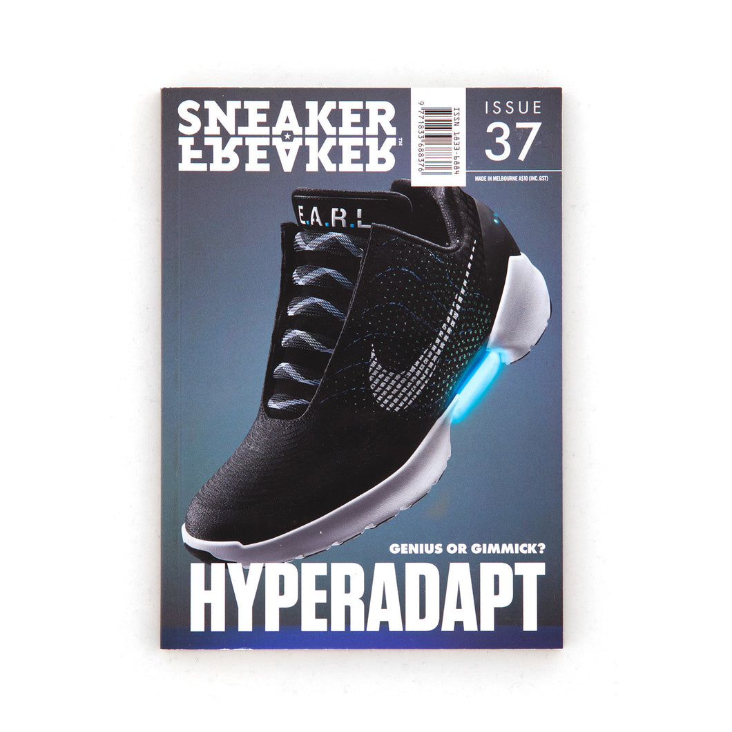 Sneaker Freaker Magazine Issue #37 - Concrete