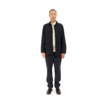 Afbeelding in Gallery-weergave laden, Snow Peak Takabi Knit Jacket Black