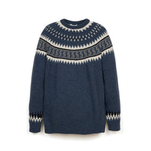 Load image into Gallery viewer, Soulland Zama Knitted One Piece Sweater Blue