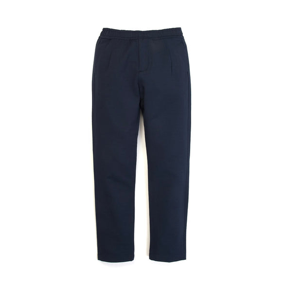 Soulland | NOS Pino Drawstring Pants Navy - Concrete