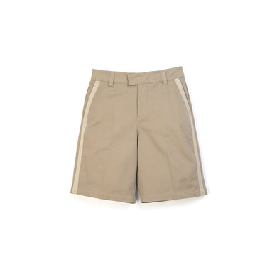Soulland | Davidov Shorts Light Beige - Concrete