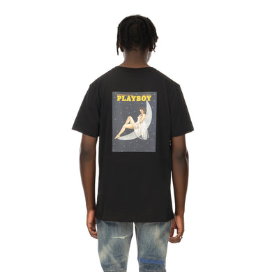 Soulland | Meets Playboy 'December' T-Shirt Black