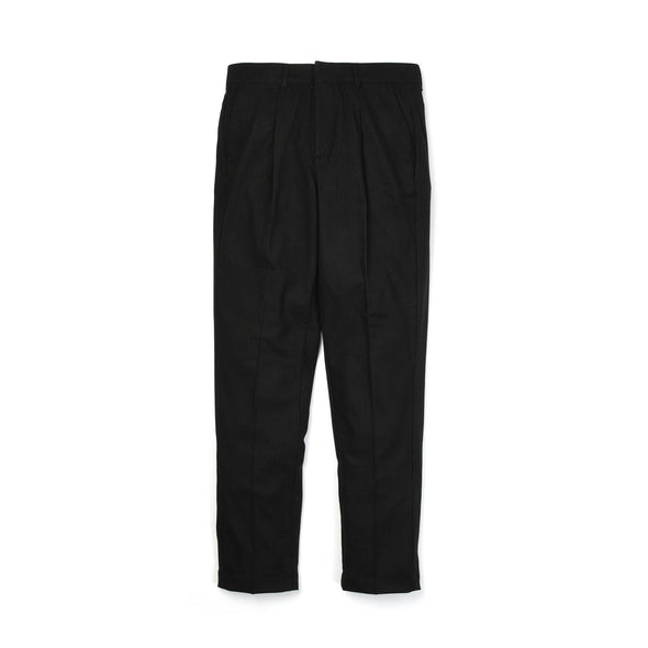 Soulland | Ragnik Pants Black - Concrete
