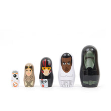 將圖像加載到畫廊查看器中Star Wars 'The Force Awakens' 5 Piece Doll Set