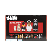 Load image into Gallery viewer, Star Wars 'The Force Awakens' 5 Piece Doll Set