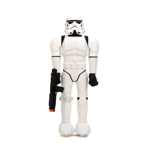 "Super7 24"" Star Wars Stormtrooper Super Shogun - Concrete"