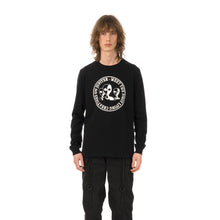 Load image into Gallery viewer, StillaDinnasLäb | First Creatures L/S Tee Black