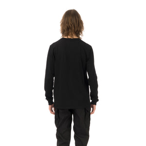 StillaDinnasLäb | First Creatures L/S Tee Black
