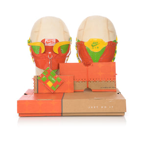 StillaDinnasLäb | Nike 'Citrus Pack' 1/1 Masks - Concrete