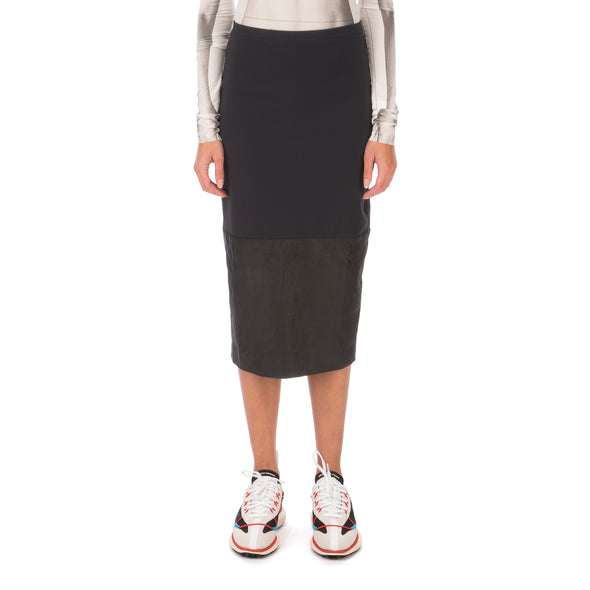 Studio Ruig Roest Skirt Black - Concrete