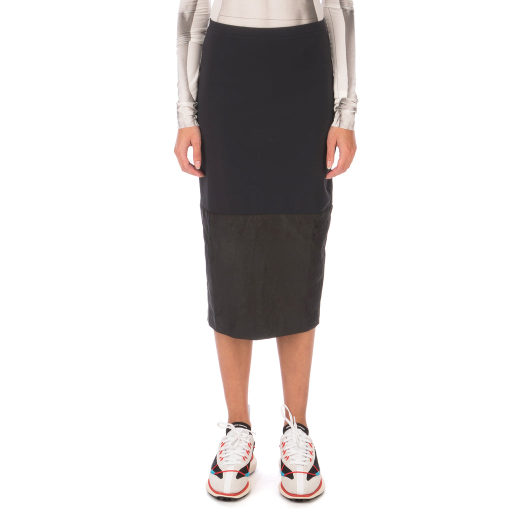 Studio Ruig Roest Skirt Black