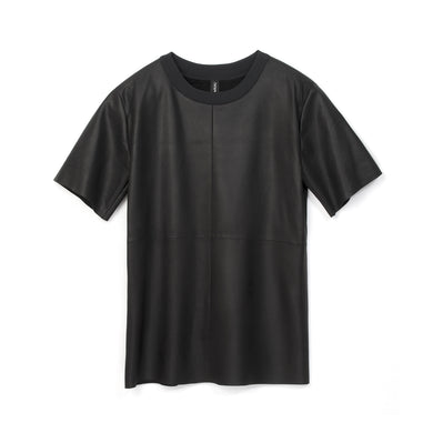 Studio Ruig | Tommie Top Black - Concrete