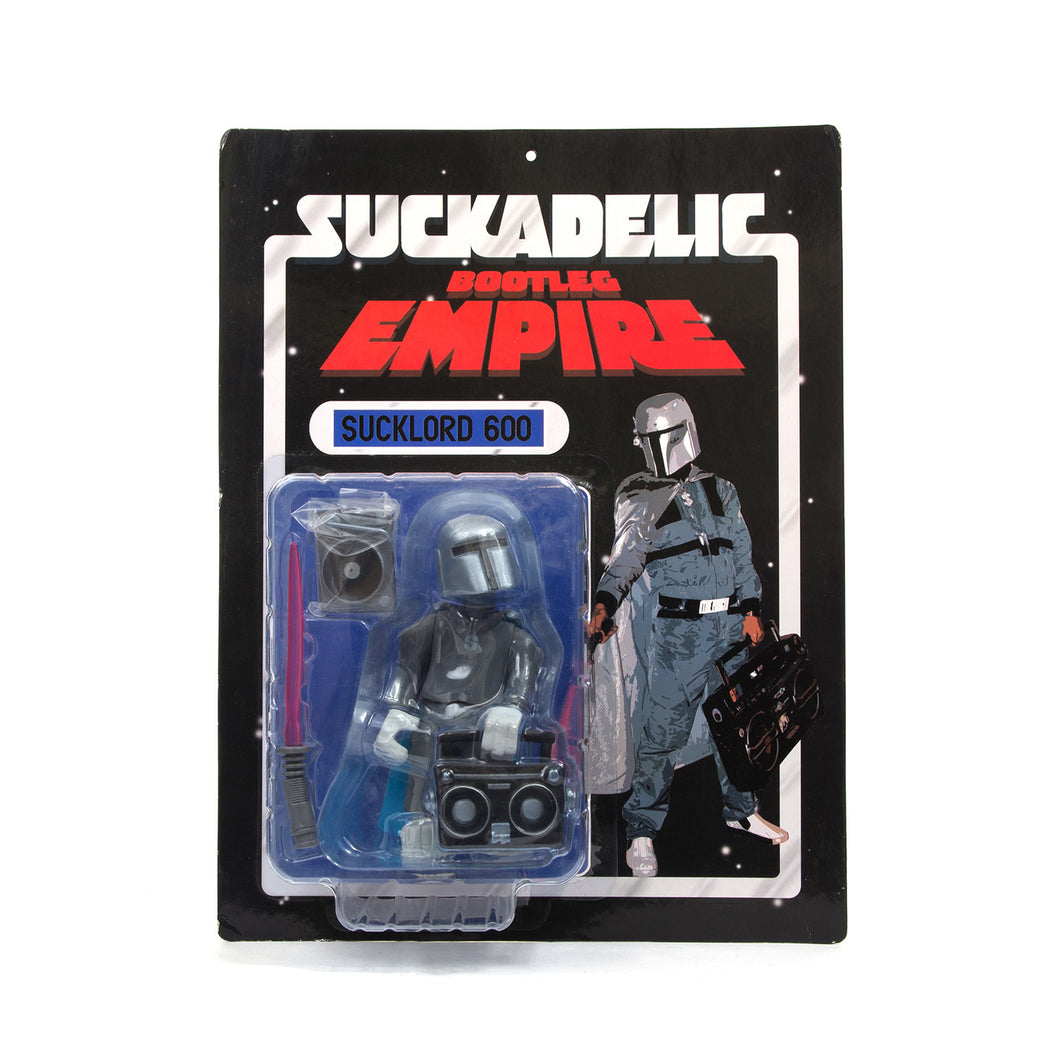 Suckadelic Bootlegs Bootleg Empire Sucklord 600 - Concrete