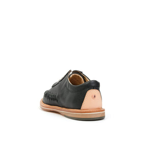 Thorocraft Leon Scotch Grain Black - Concrete