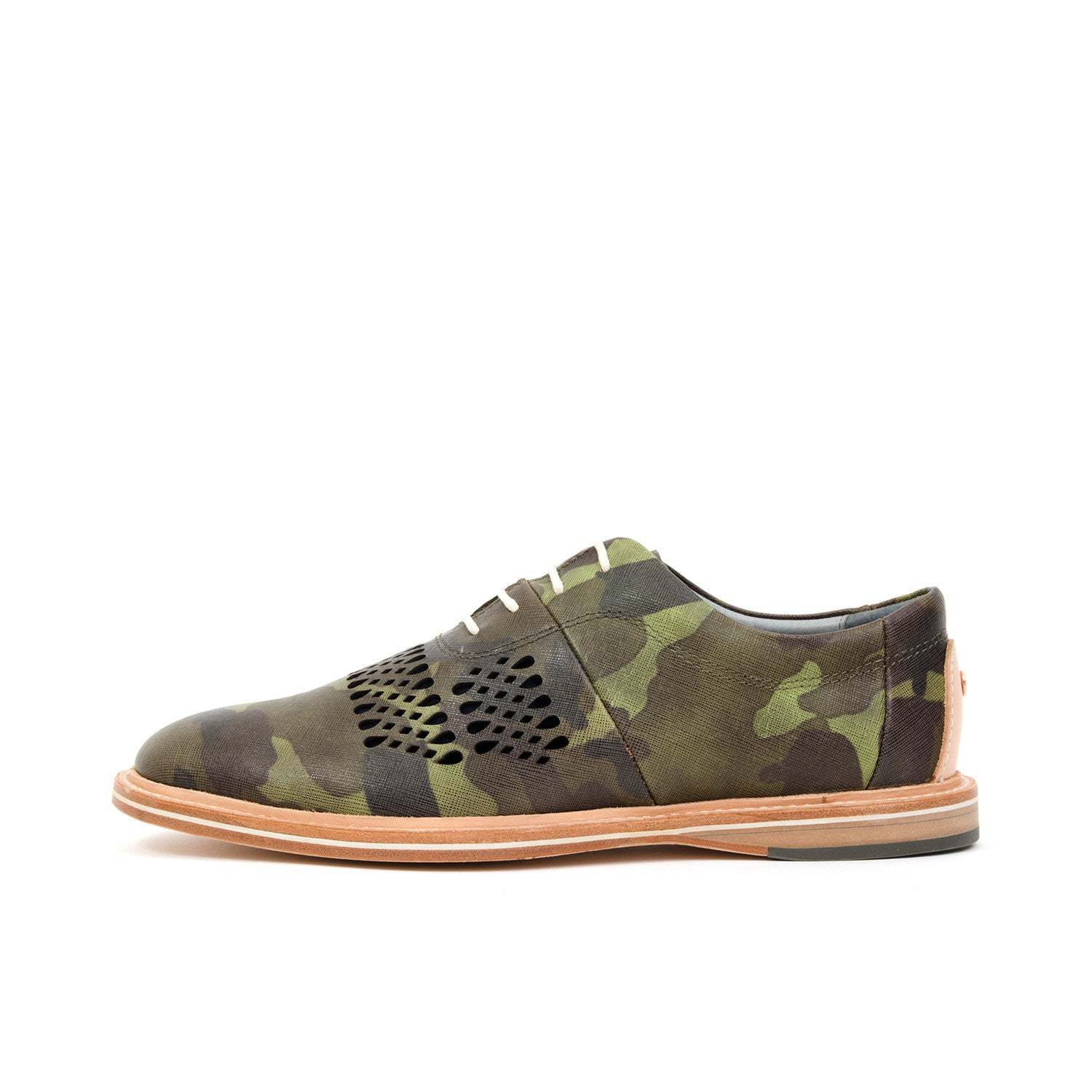 Thorocraft Mercer Saffian Camo - Concrete